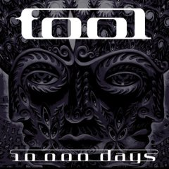 10000 Days CD Cover