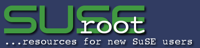 SUSE root Logo